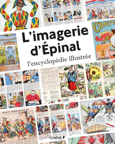 IMAGERIE D'EPINAL L'ENCYCLOPEDIE ILLUSTREE